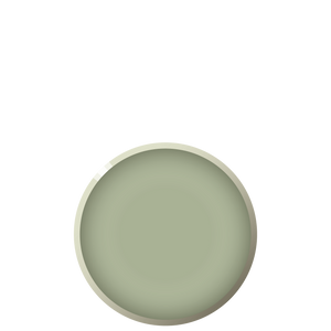 B05 BEVEL Salad plate - Sage, in stock