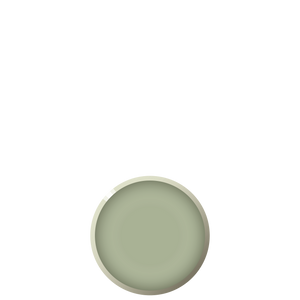 B07 BEVEL Bread plate - Sage, in stock