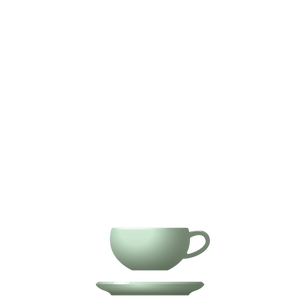 BEVEL Cup + Saucer