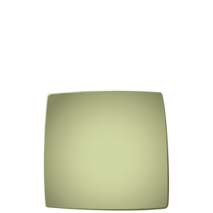 E02 EBI Square plate - Kiwi, in stock