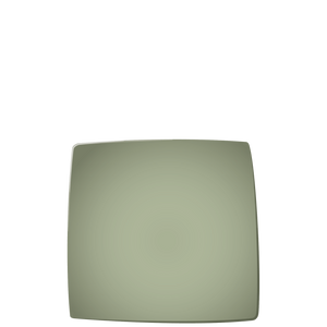 E02 EBI Square plate - Sage, in stock