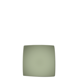 E03 EBI Square plate - Sage, in stock