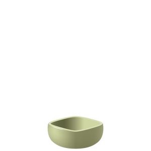 E07 EBI Medium square bowl - Kiwi, in stock