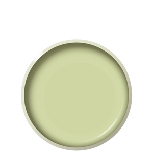 G03 WET GRASS Dinner plate - Kiwi, in stock