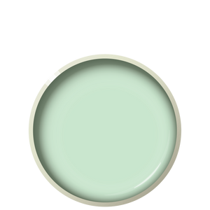G03 WET GRASS Dinner plate - Sea, in stock