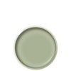 G04 WET GRASS Luncheon plate - Sage, in stock
