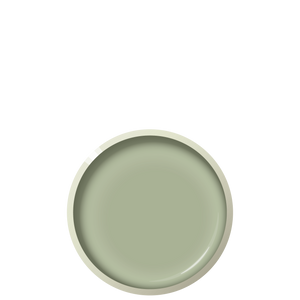 G05 WET GRASS Salad plate - Sage, in stock