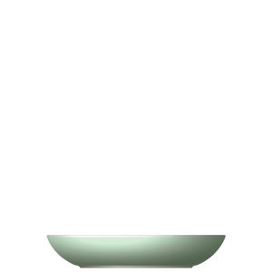 JASMINE Medium serving bowl - Sea, in stock