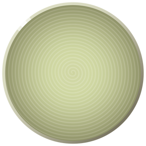 N01 ENSO Platter - Kiwi, in stock