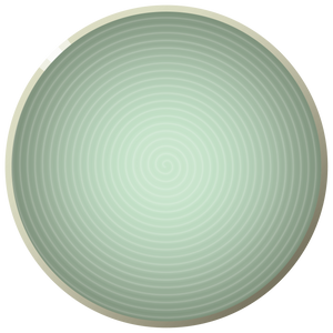 N01 ENSO Platter - Sea, in stock