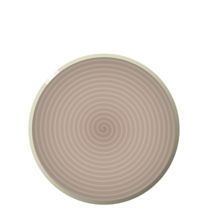 N03 ENSO Dinner plate - Fig, in stock