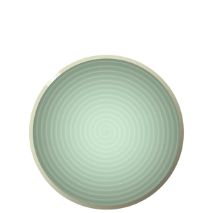 N03 ENSO Dinner plate - Sea, in stock