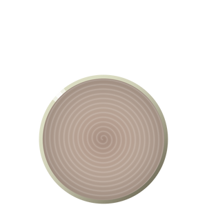 N04 ENSO Luncheon plate - Fig, in stock