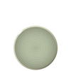 N04 ENSO Luncheon plate - Sage, in stock
