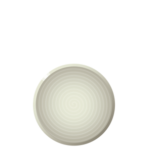 N05 ENSO Salad plate - Clearwater, in stock