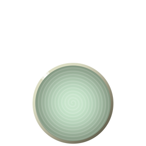 N05 ENSO Salad plate - Sea, in stock