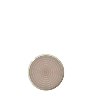 N07 ENSO Bread plate - Fig, in stock