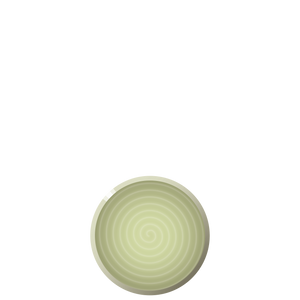 N07 ENSO Bread plate - Kiwi, in stock