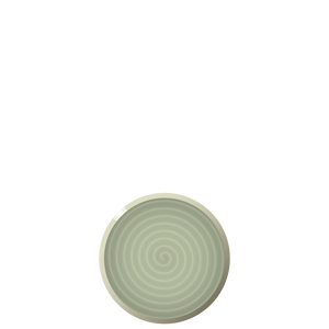 N07 ENSO Bread plate - Sage, in stock