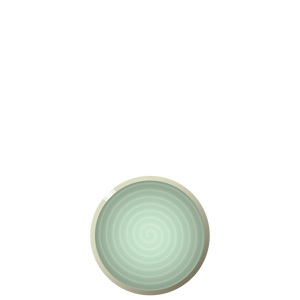 N07 ENSO Bread plate - Sea, in stock