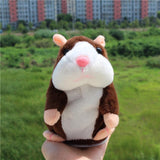 electronic talking hamster toy