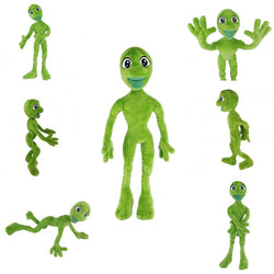Dame Tu Cosita Dancing Alien Plush Toy
