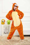adult unicorn pajamas tigger