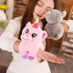magic animal pink unicorn