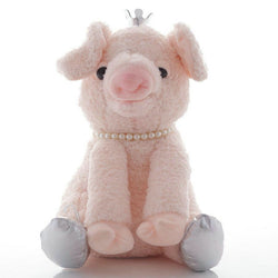 Cute Electronic Sleepy Snoring Pig Peek A Boo Toy