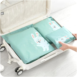 Waterproof Travel Bags Rabbits