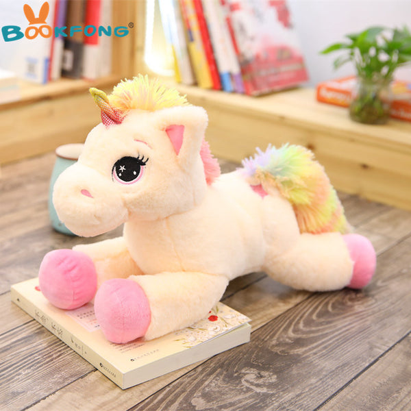 40-60cm Unicorn Stuffed Plush Toy