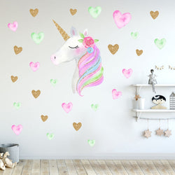 Unicorn Decals