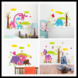 Jungle Wall Decals 4 styles
