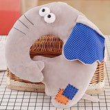 Animal Travel Pillow Elephant