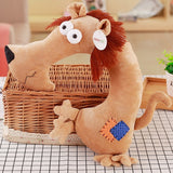 Animal Travel Pillow Lion