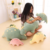 Plush Dinosaur Pillow