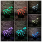 Unicorn Night Light 5 All Colors