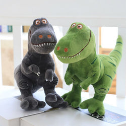 Tyrannosaurus Dinosaur Toy Gray and Green