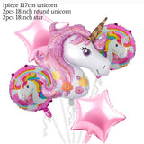 3D Unicorn Balloon