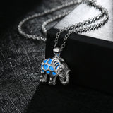 Glow In The Dark Pendant Blue