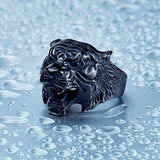 black tiger ring