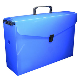 File Case with Handle and 6 Hanging file folders in PP