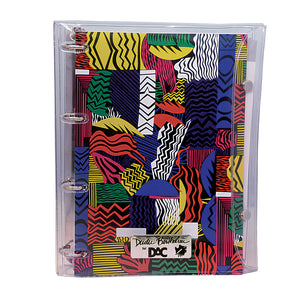 school binder with exclusive pattern