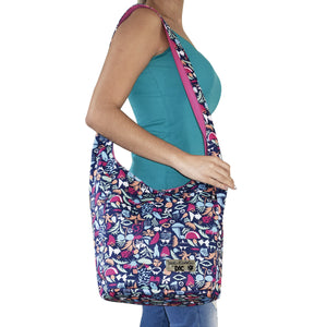 large shoulder bag exclusive pattern