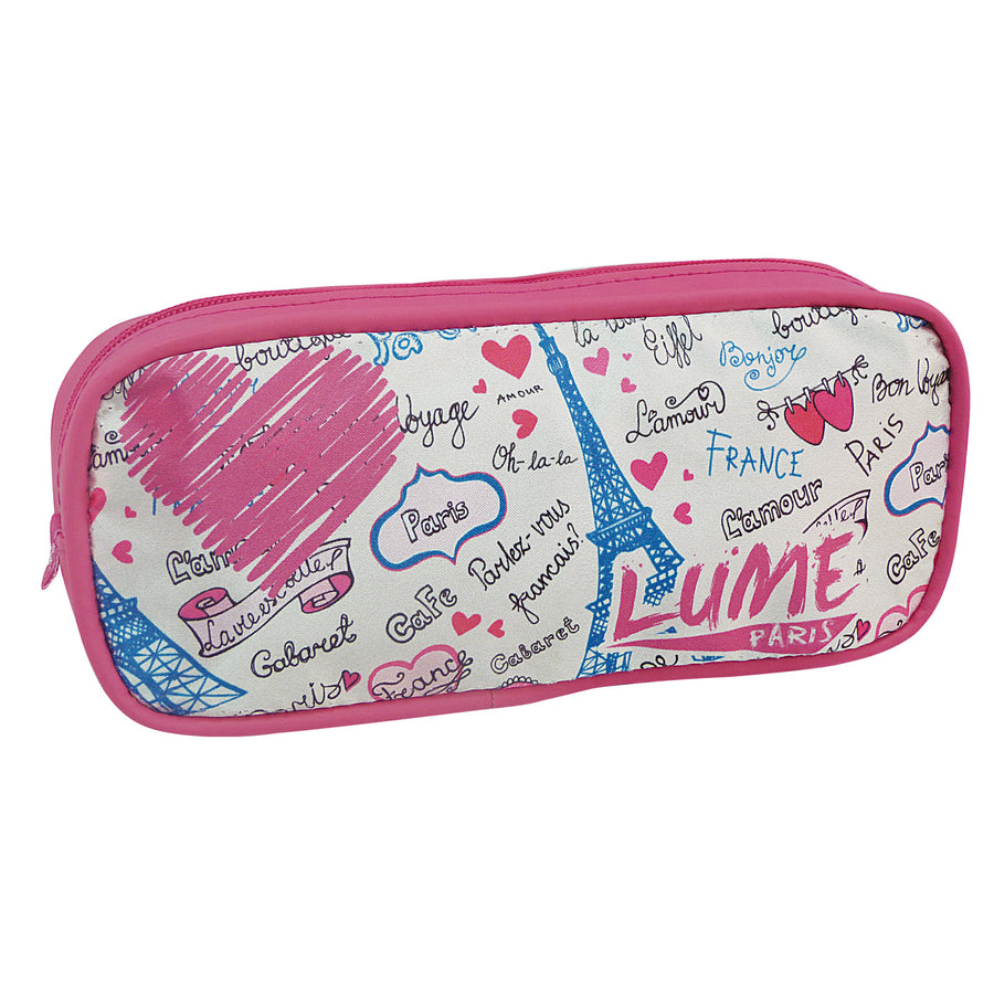 necessaire or pencil case with exclusive design