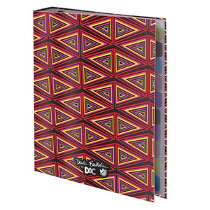 Ring Binder with Exclusive Pattern