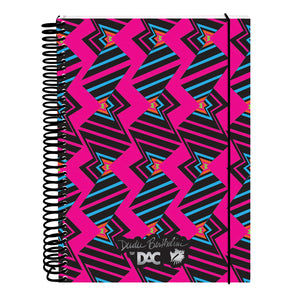 Spiral Notebool with Elastic closure