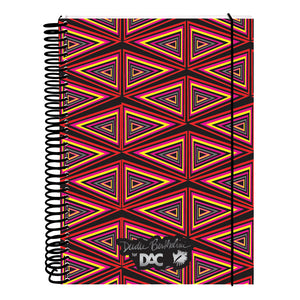 Spiral Notebook with Elastic closure