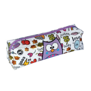 Owl Family Bubu Pencil Case