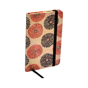 ModMaven Medium Journal Hard Cover with Dandelion Pattern